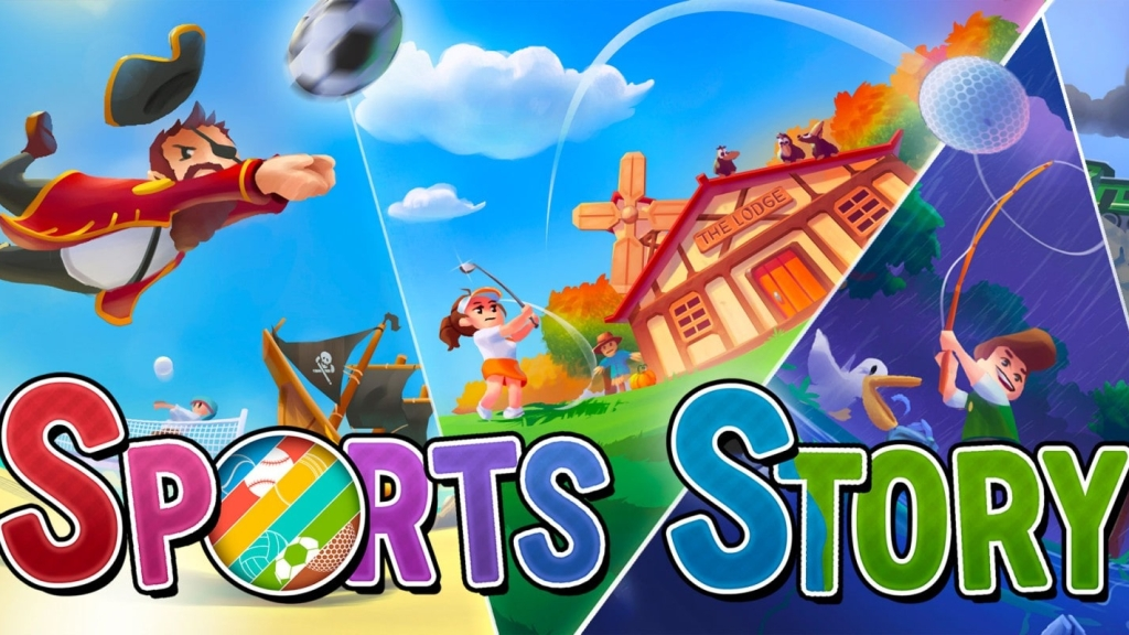 Sports Story Nintendo Switch