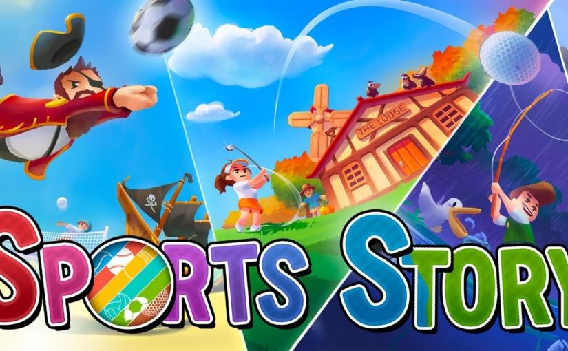 Sports Story Nintendo Switch