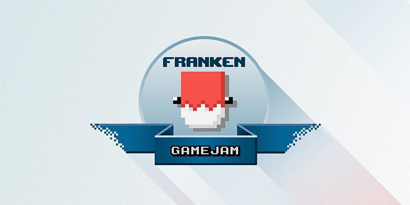 Logo des Franken Game Jam
