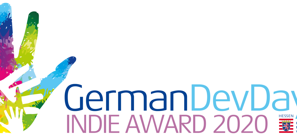 germandevdays indie awards 2020 logo