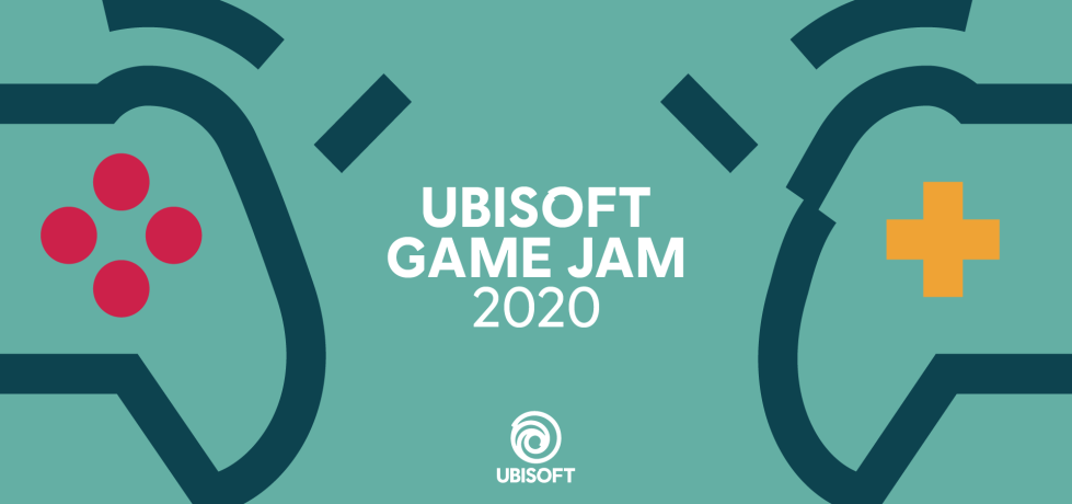 Flyer Ubisoft Game Jam 2020 Berlin
