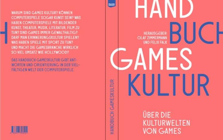 buchrücken cover handbuch games kultur
