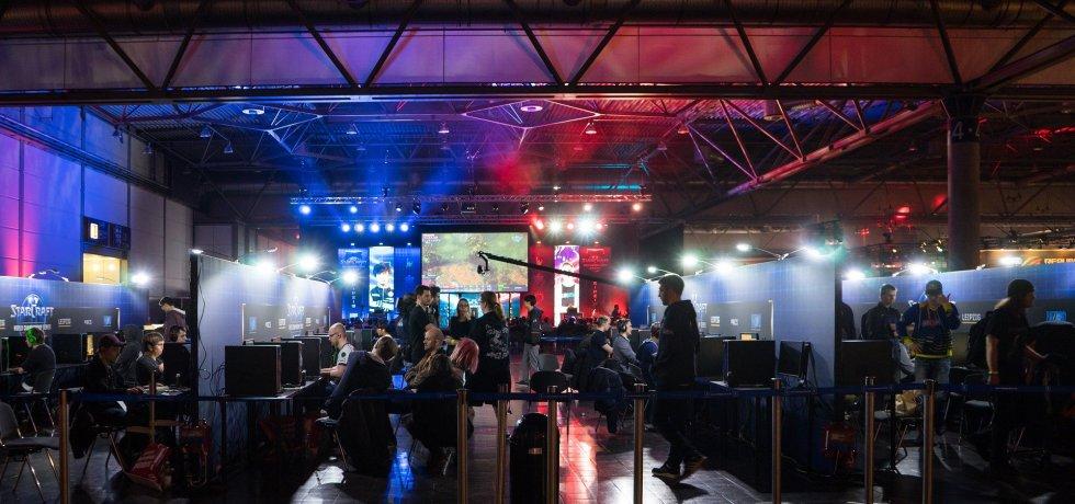 e-sport, event, turnier, gamer