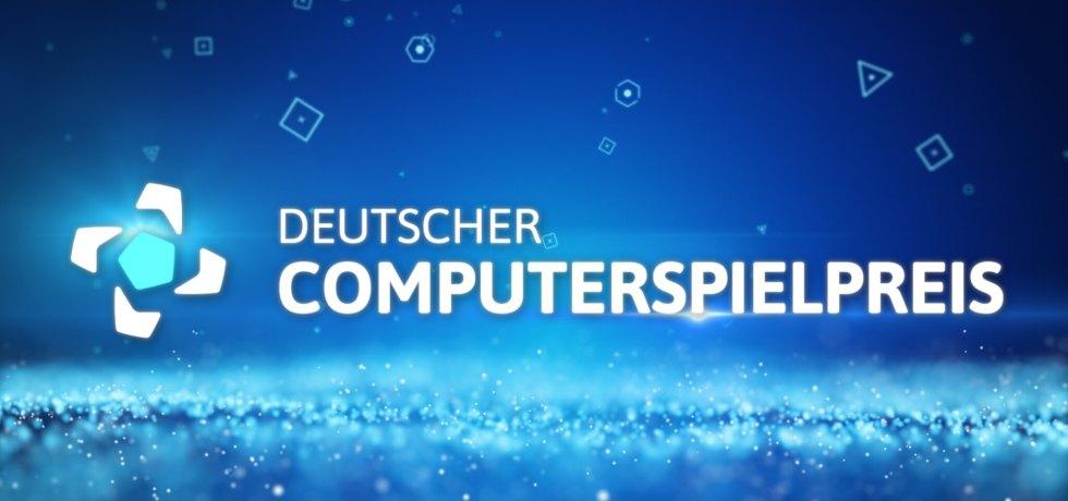Banner Logo Deutscher Computerspielpreis