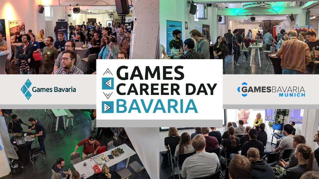 Games Bavaria Career Day