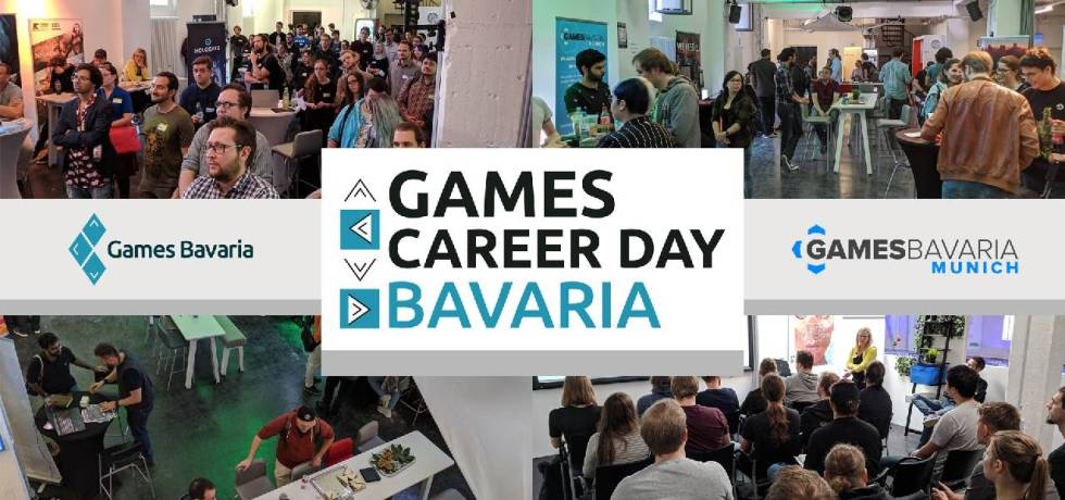 Games Bavaria Career Day