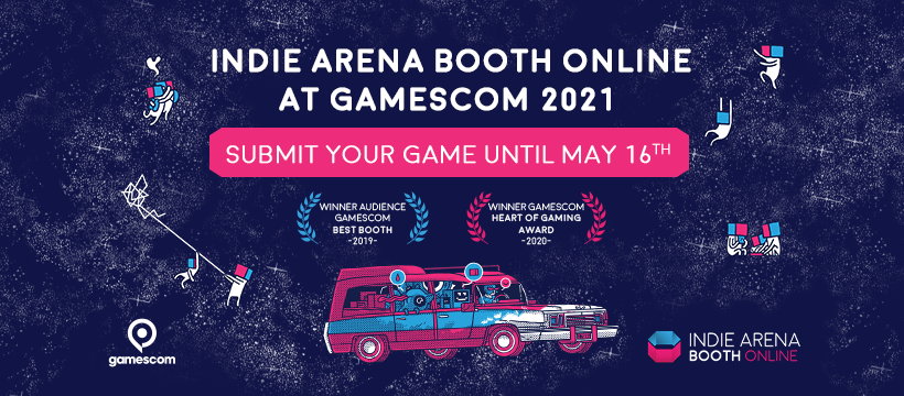 indie arena booth online 2021 gamescom 2021 anmeldung