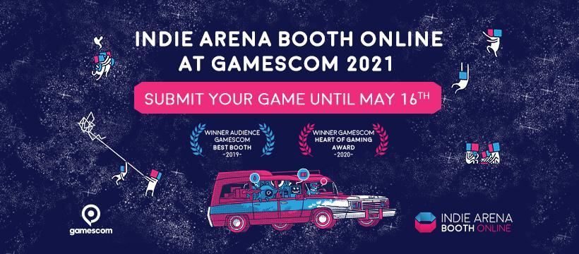 indie arena booth online 2021 gamescom 2021 anmeldung