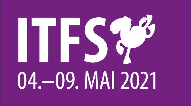 ITFS 2021 Logo Banner Internationales Trickfilmfestival Stuttgart