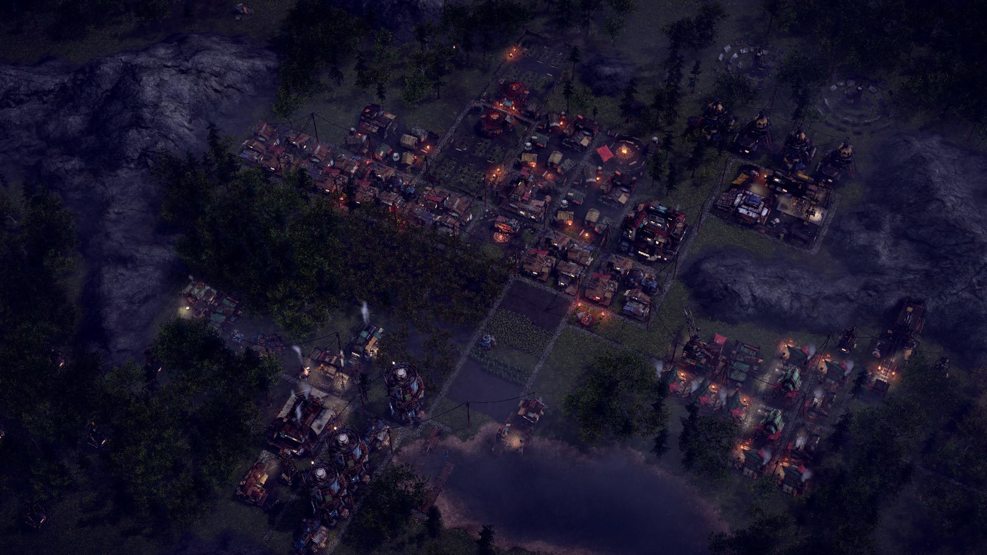screenshot endzone a world apart basis nacht