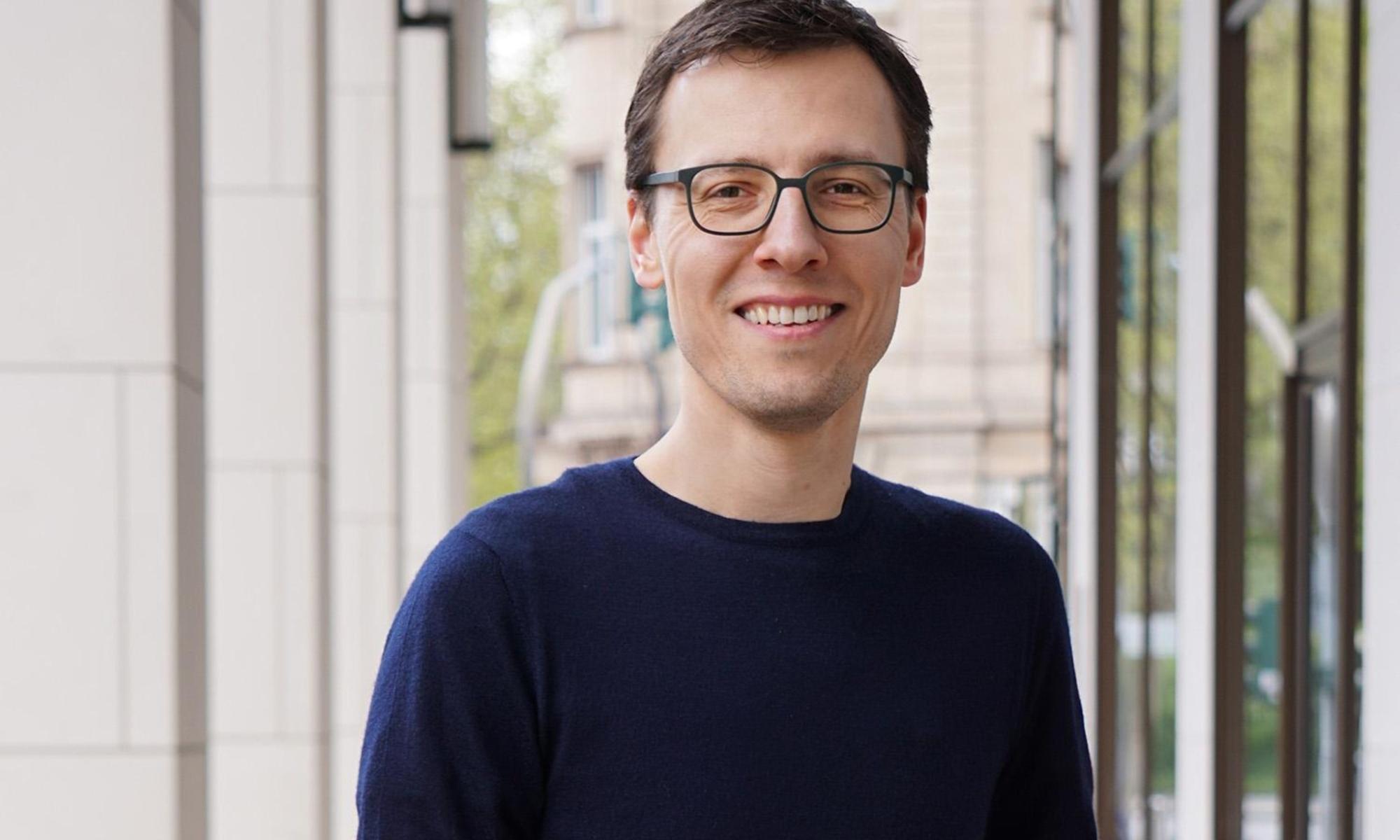gamearea-Hessen Vorstandsvorsitzender Stefan Marcinek