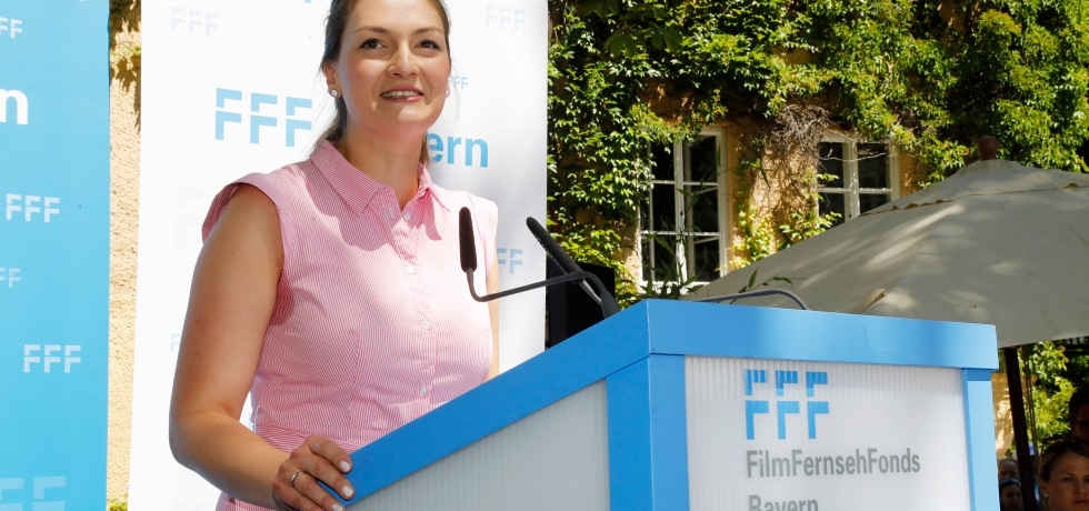 Julia Gerlach, FilmFernsehFonds Bayern, FFF Bayern, Empfang