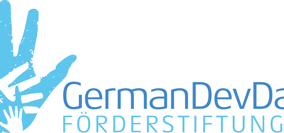 germandevdays förderstiftung logo blau