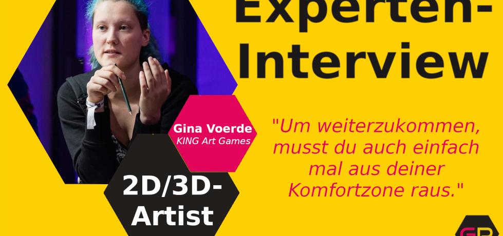 gina voerde king art games 2D3D Artist experten interview GR gamerrepublic artikel header