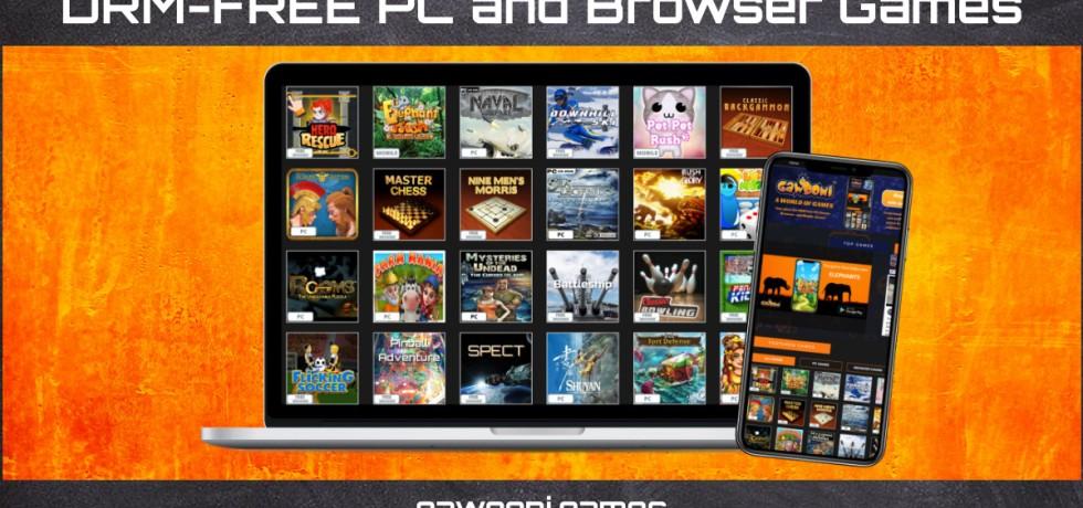 Spieleportal GAWOONI.GAMES GAWOONI PLC