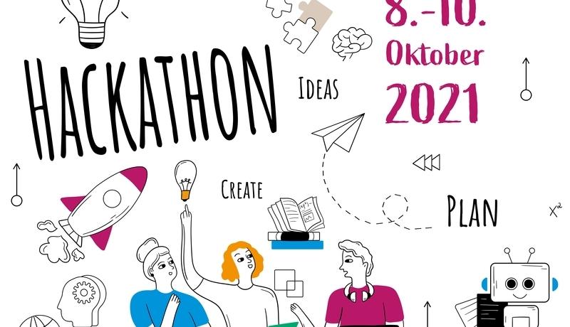 Hackathon #ideenfürdiejugend 8. bis 10. Oktober 2021