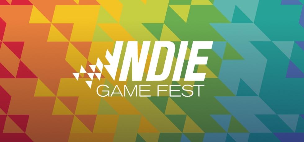 Logo des Indie Game Fests