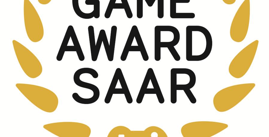 Logo Game Award Saar Saarland Medien